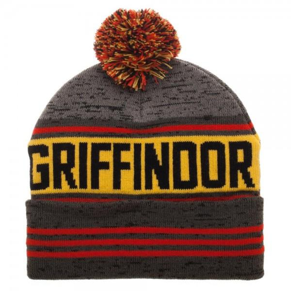 Harry Potter Gryffindor Jacquard Rolled Knit
