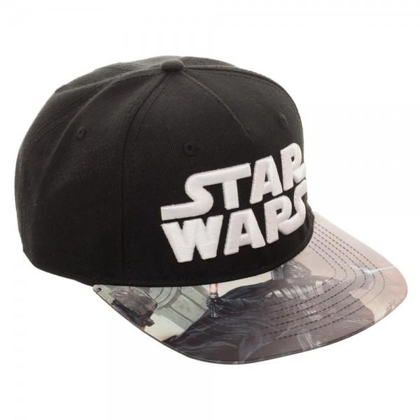 Star Wars Printed Vinyl Bill Flatbill