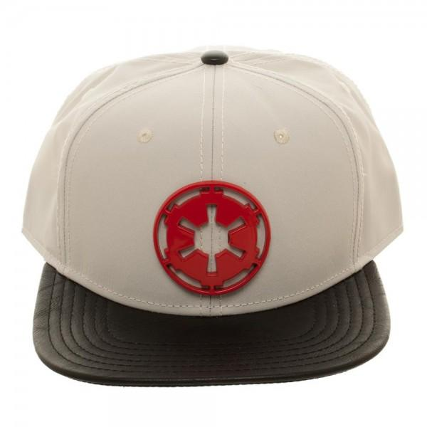 Star Wars AT-AT Driver Metal Badge Snapback
