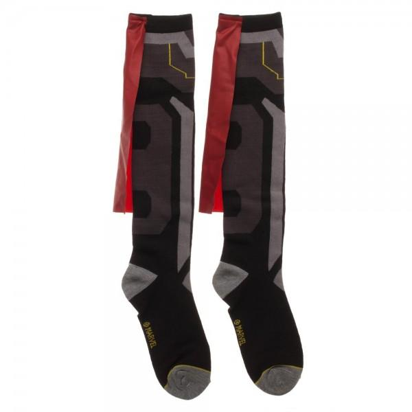 Thor Cape Knee High Sock