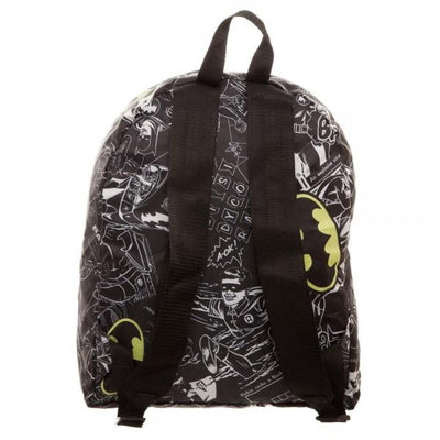 Batman Packable Backpack - Free Shipping