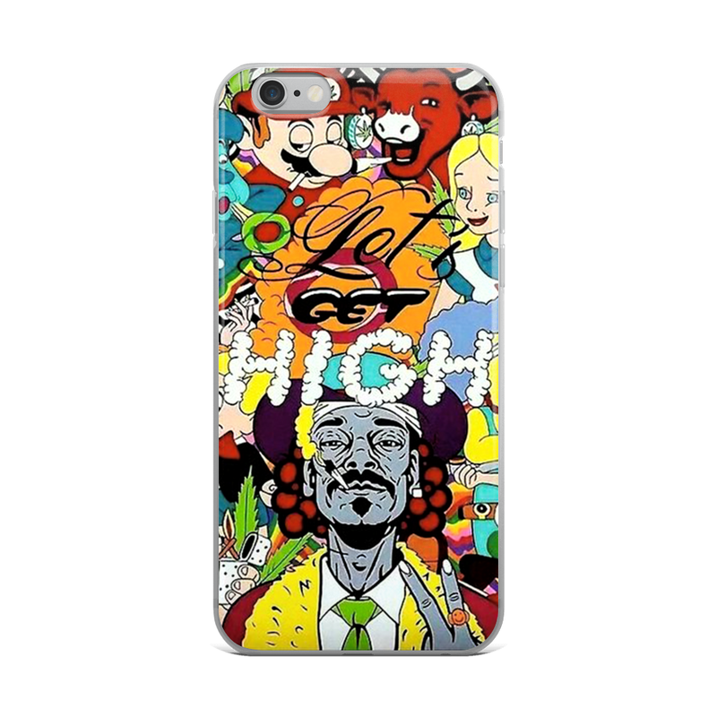 iPhone Case | Lets Get High