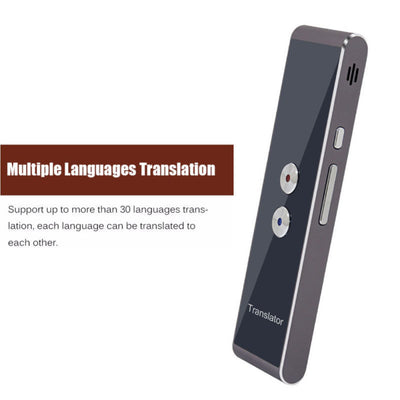 Multi-Language - Portable Two-Way Smart Voice Translator And1forall.com