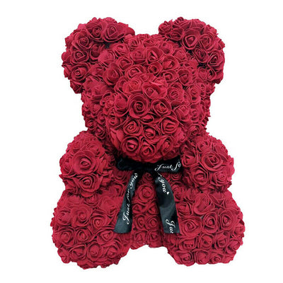 Rose Bear - Mother's Day