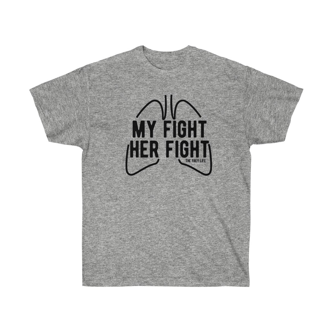 My Fight Her Fight - Larger Sizes