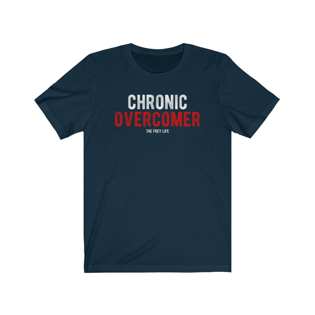 Chronic Overcomer - T-Shirt