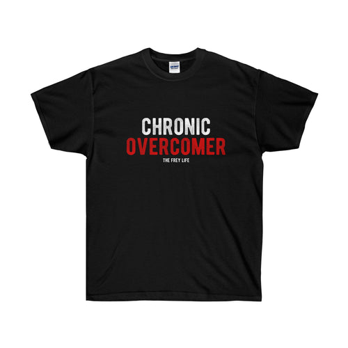 Chronic Overcomer - Larger Sizes