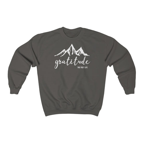 Gratitude - Larger Sizes Sweatshirt
