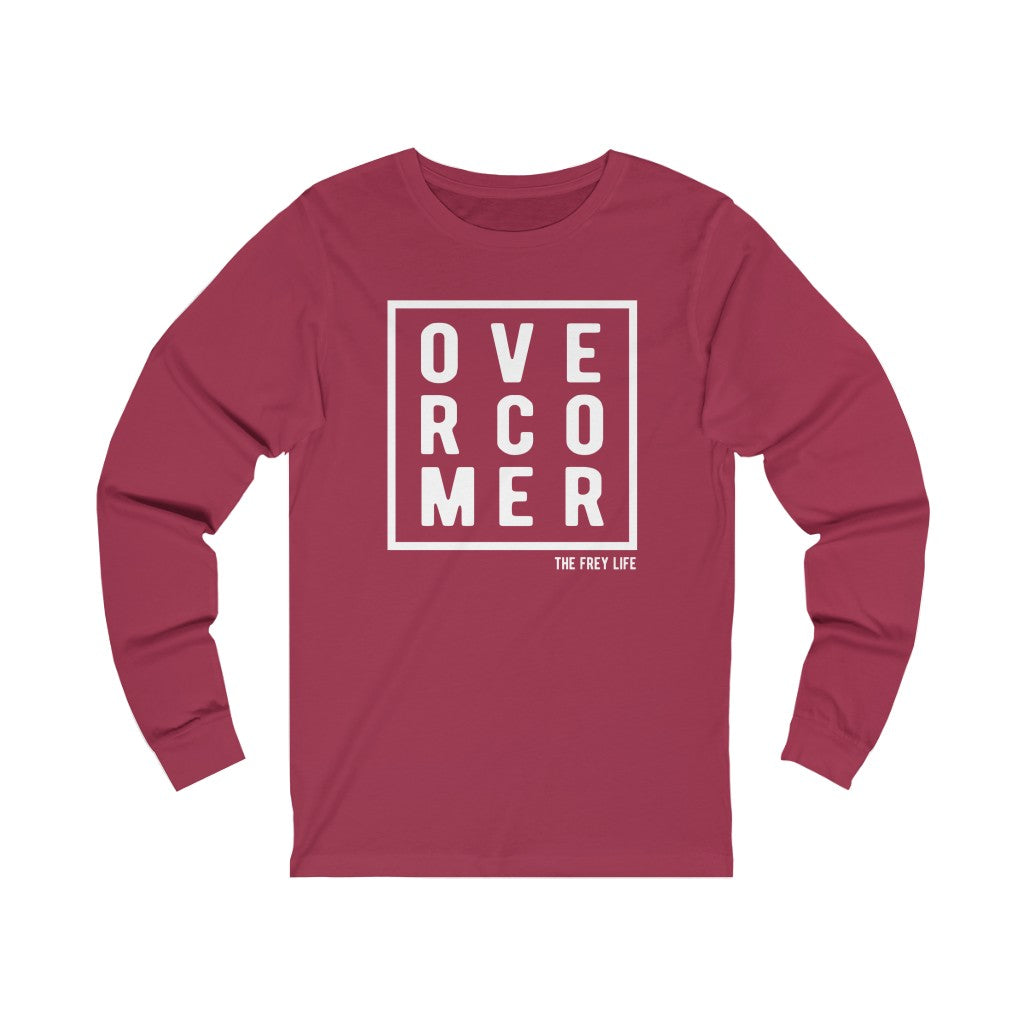 OVERCOMER - Long Sleeve T-shirt