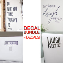4 Decal Bundle