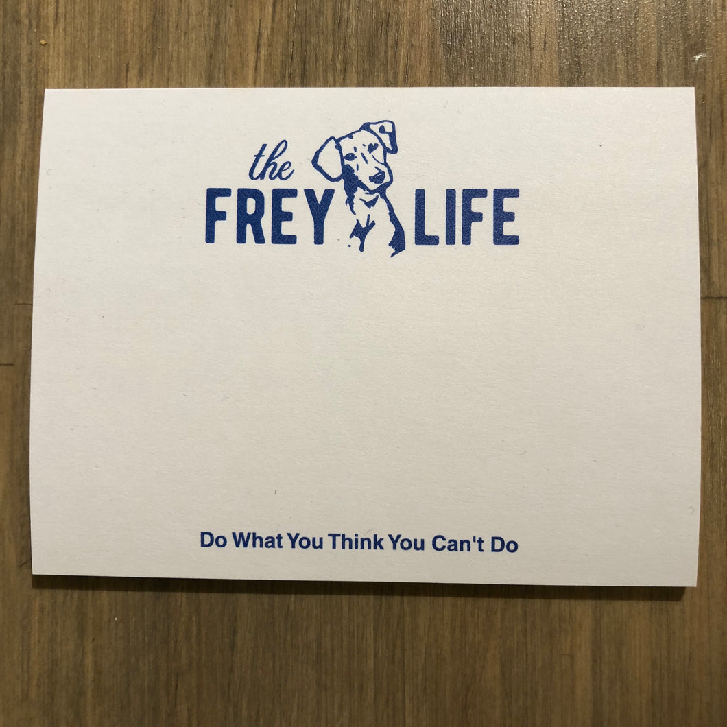 Frey Life Sticky Notes