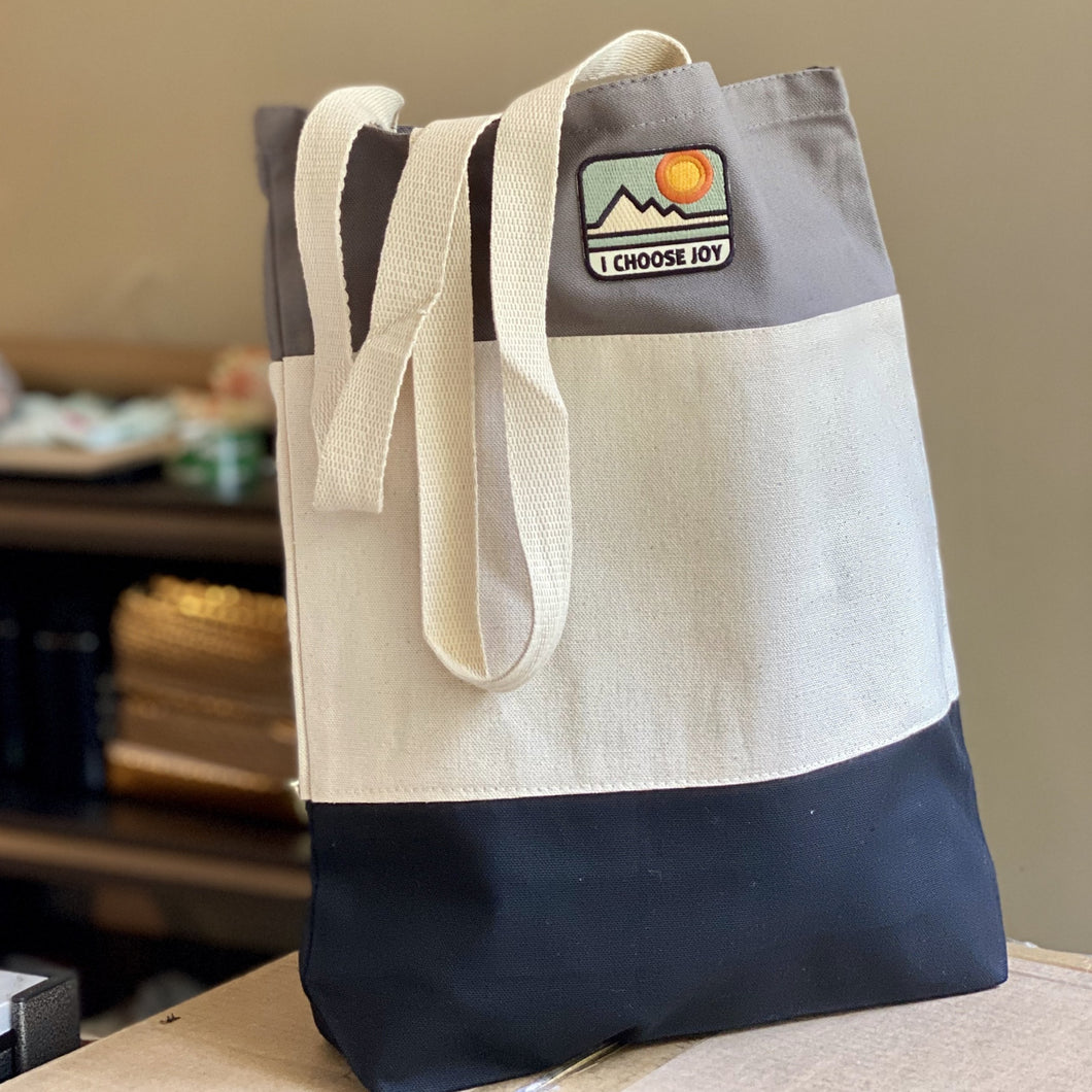 Canvas Tote Bag -
