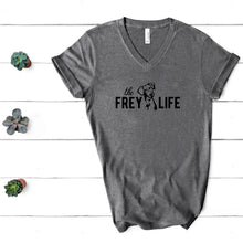 The Frey Life - V-Neck