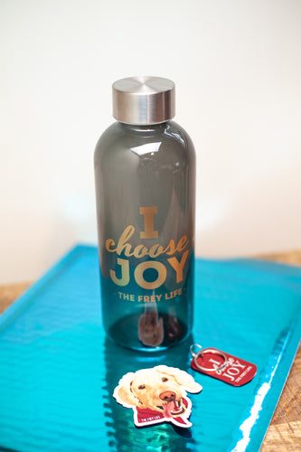 I Choose Joy - Water Bottle Bundle