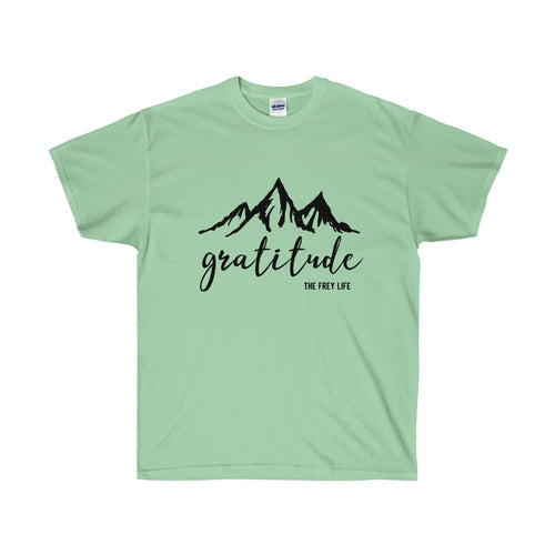 GRATITUDE - LARGER SIZES