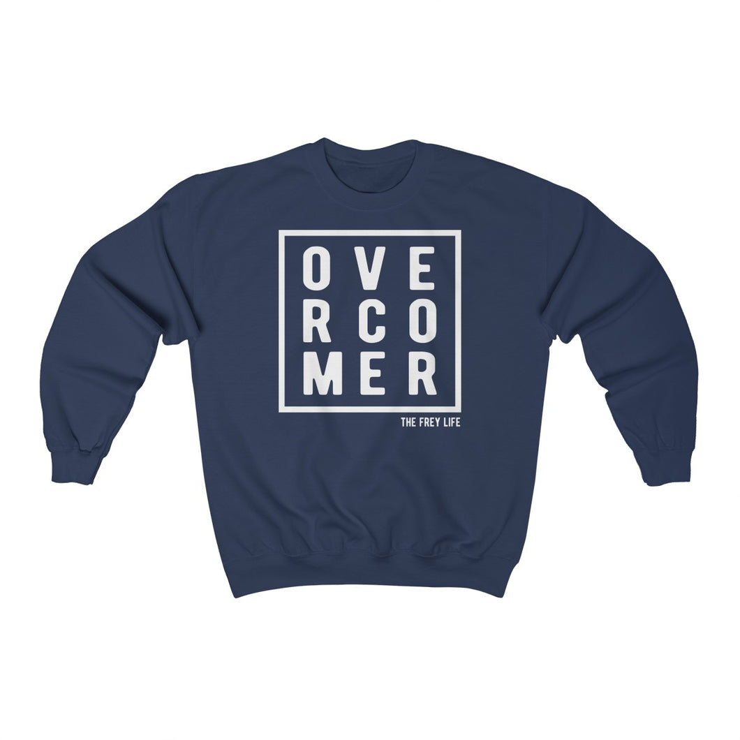 Overcomer - Larger Sizes Sweatshirt