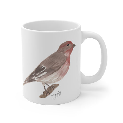 House Finch Ceramic Mug