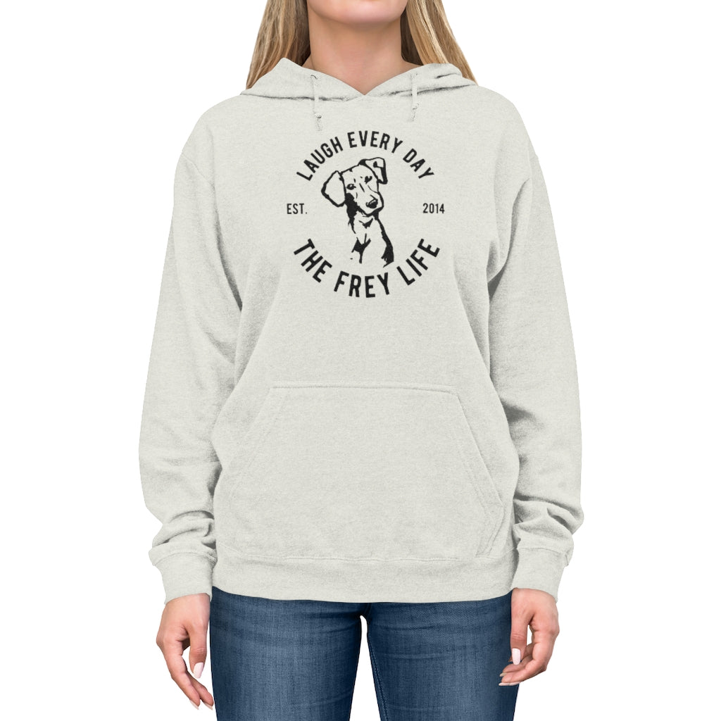 Laugh Everyday Hoodie