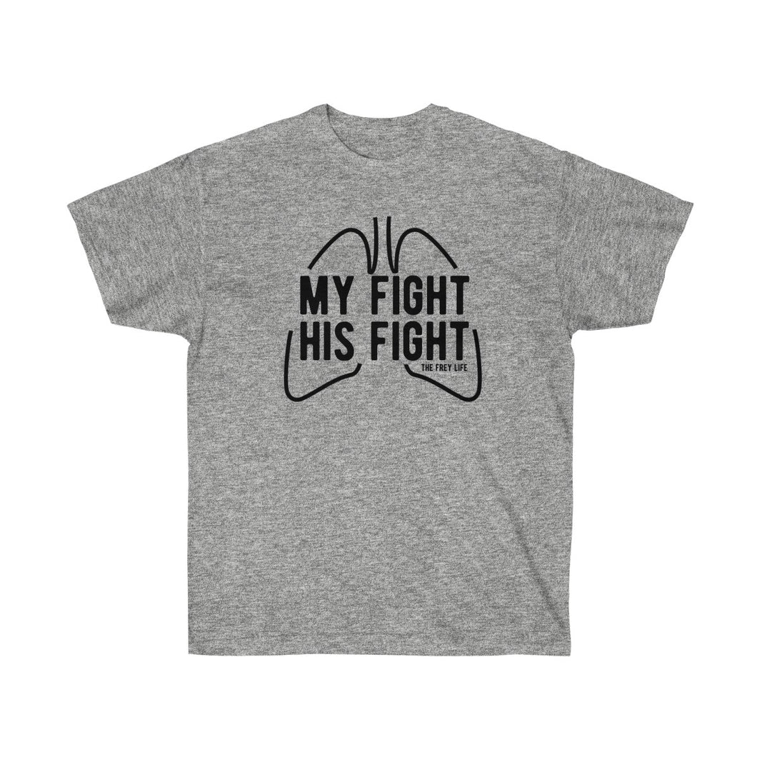 My Fight His Fight - Larger Sizes