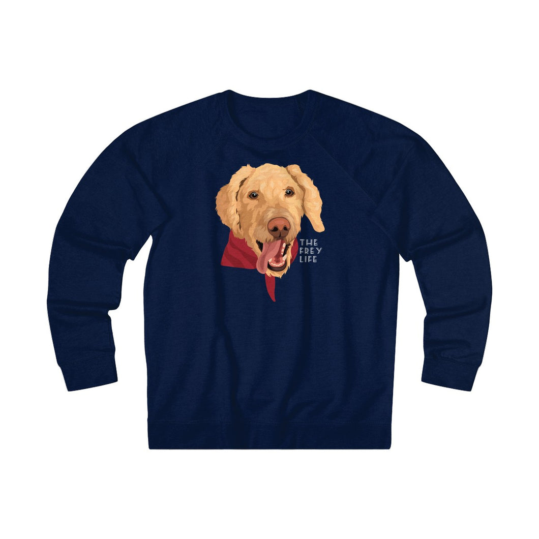 Ollie Boy - Navy Sweatshirt