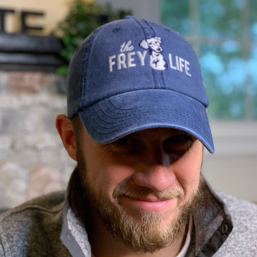 Frey Life Washed Denim Hat