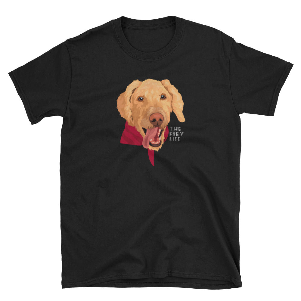 Ollie Boy - Black T-Shirt