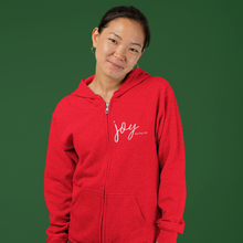 Joy Fleece Zip Hoodie