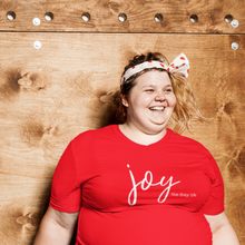 Joy T-Shirt - Larger Sizes (4X & 5X)