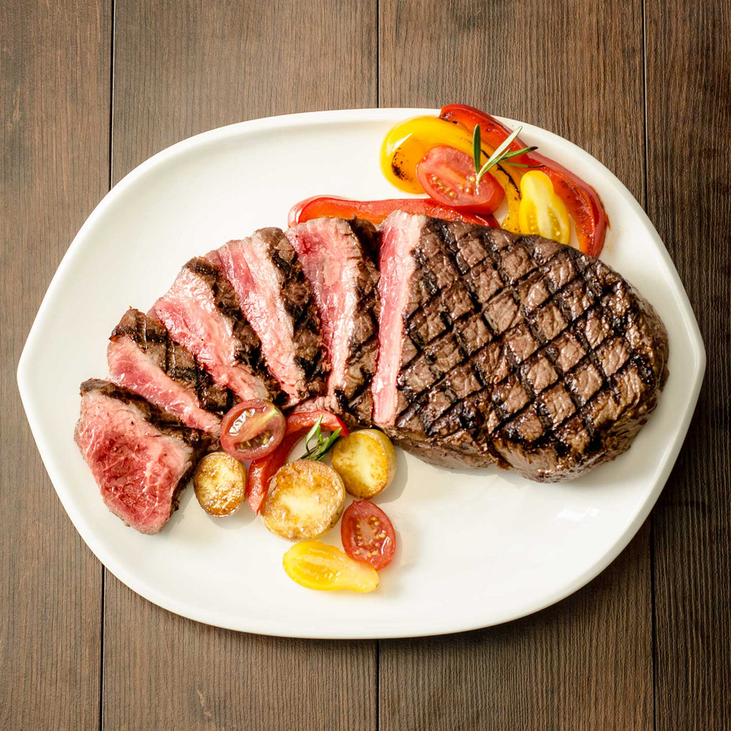 Adena Farms grass-fed, grass-finished Top Round (London Broil)