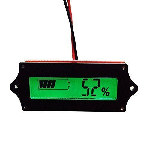 Battery Capacity Indicator-Parts-PWR BOARDS-PWR BOARDS Electric Skateboards & Longboards
