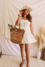 California Dreaming White Dress