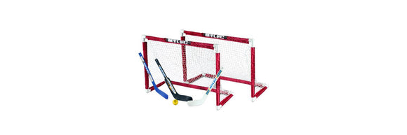 Mylec Deluxe Mini Hockey Set
