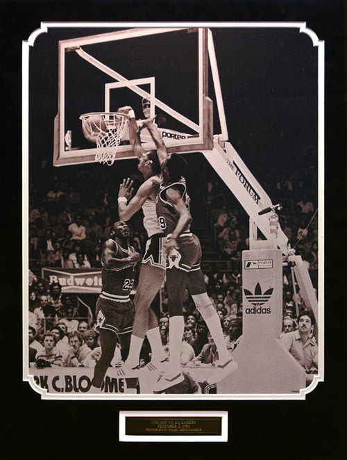 Chicago vs. LA Lakers, December 2, 1984