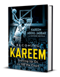 BECOMING KAREEM (Hardcover)- Signed