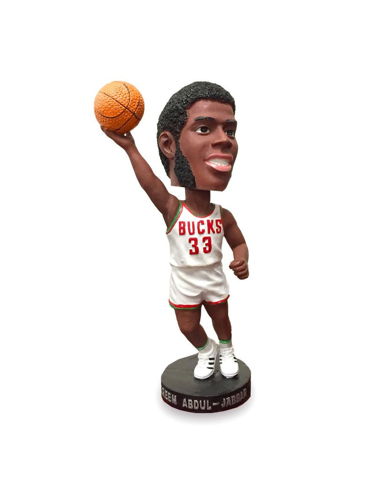 "Bucks ""33"" Bobble Head"