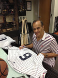 Joe Torre Large Memorabilia Frame Set