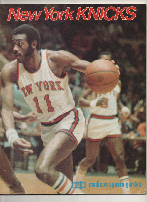 1977-78 NY Knicks Madison Square Garden Volume 11 No.2 - From The Personal Collection of Kareem Abdul Jabbar