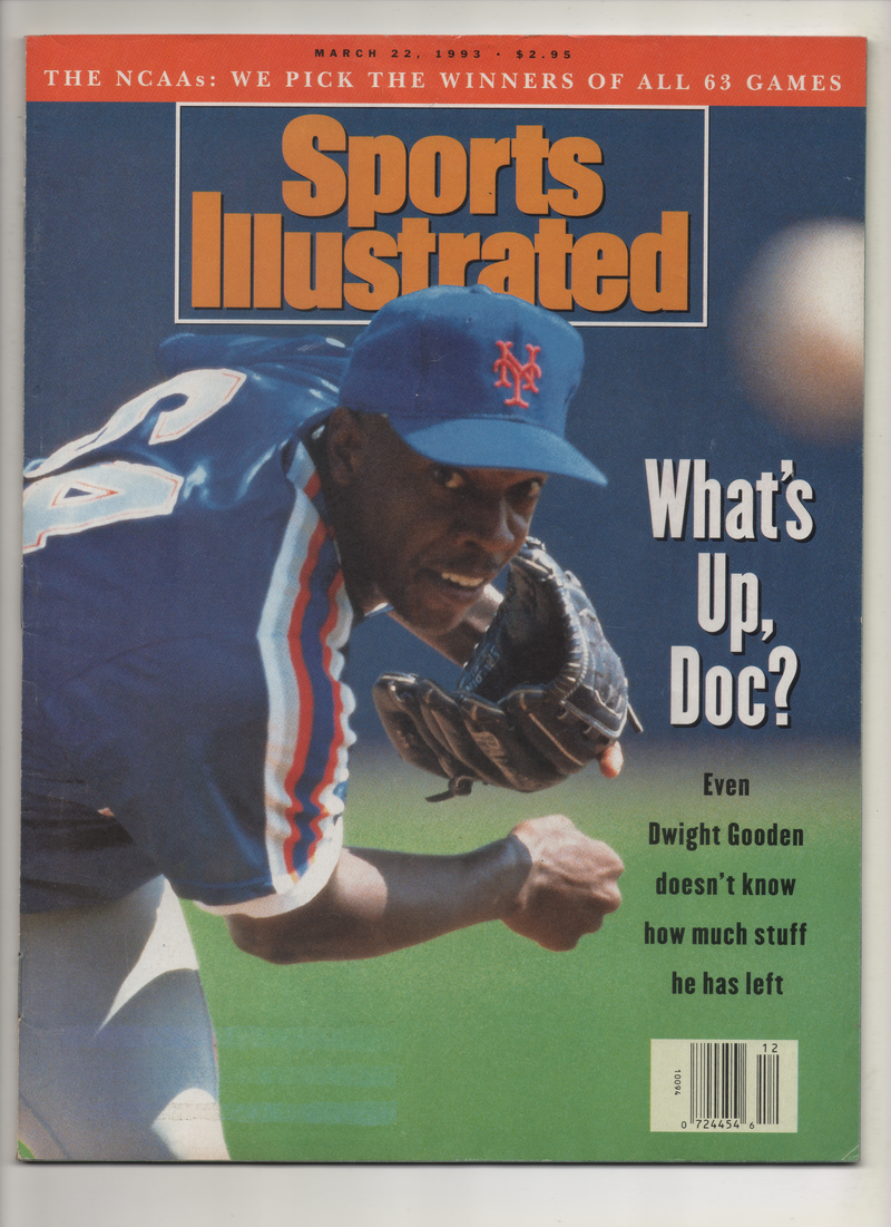 "1993 Sports Illustrated ""What's Up Doc"" From The Personal Collection of Kareem Abdul Jabbar"