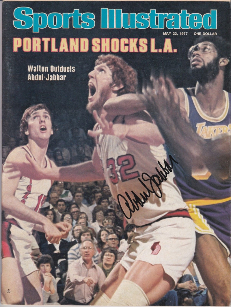 "1977 Sports Illustrated Magazine: ""Portland Shocks L.A."""