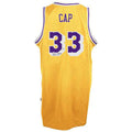 "Lakers ""CAP"" Swingman Jersey"