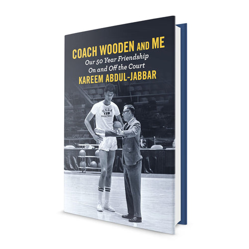 COACH WOODEN And ME - Signed