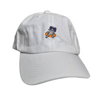 Sippy the Elephant Dad Hat (White)