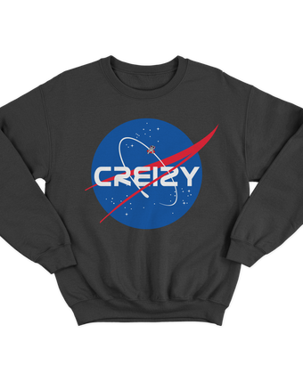 Knockoff CREWNECK (Black)