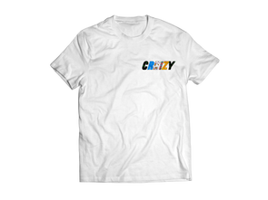 Contemporary Spiral SHORT SLEEVE (White)