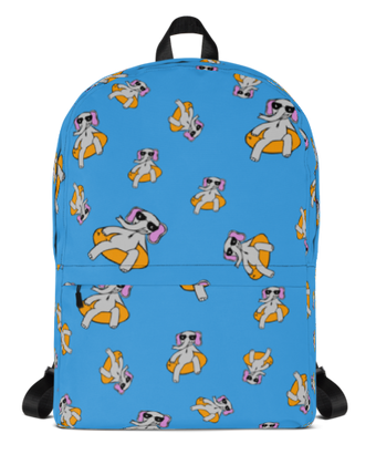 Sippy The Elephant Backpack