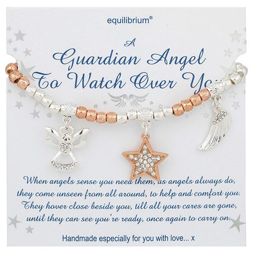 A Guardian Angel Bracelet