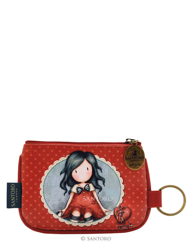 Gorjuss Wrist Purse - My Story