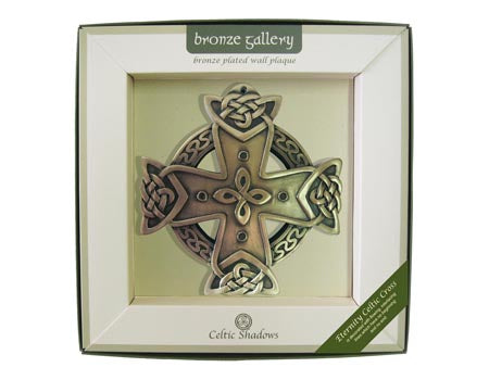 Eternity Cross Plaque