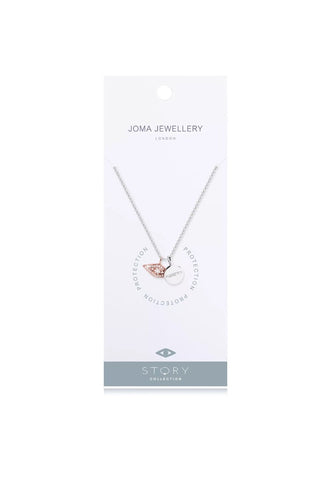 Joma Jewellery Story Necklace -Protection Necklace