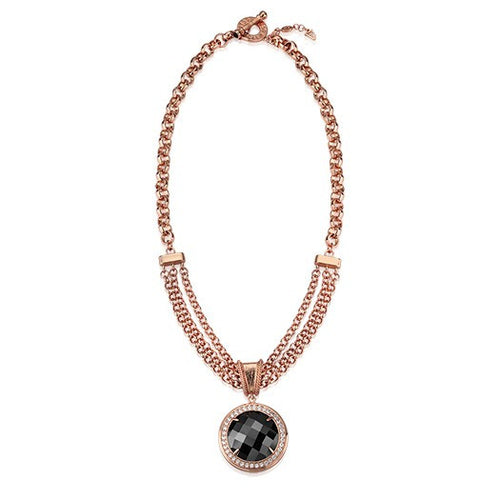 Guinness Rose Gold Plated Necklace by Newbridge